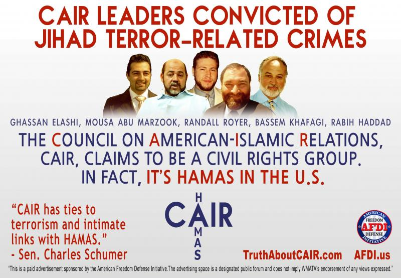 Making America Great Again Or Enriching America's Enemies?  Tens Of Millions Of Your Tax Dollars Go To Muslim Brotherhood & Hamas Linked Organizations