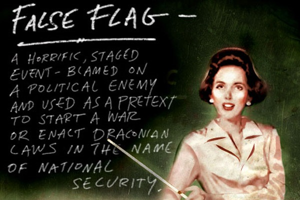 A Neocon Paradise:  False Flags, Wars & Butchered Babies