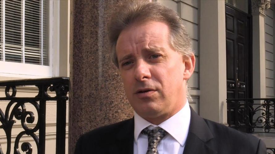 Christopher Steele ADMITS To Using Unverified Internet Post To Create The Trump Dossier