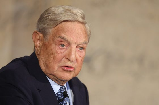 George Soros Makes Totalitarian Demands:  Oust Zuckerberg For Allowing Free Speech