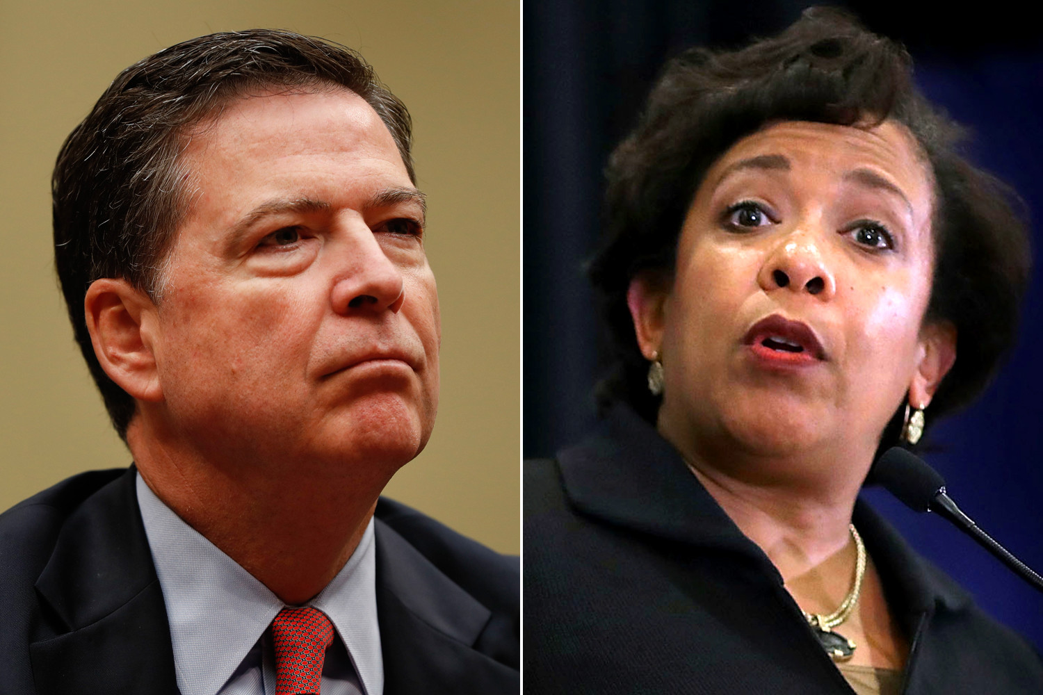 As The Traitors Turn:  Loretta Lynch Contradicts Comey Over Clinton Email Investigation