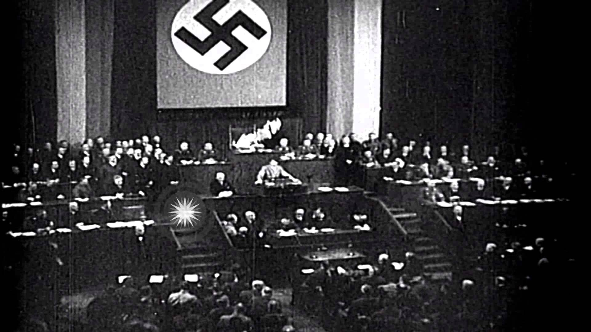 Nazi Style Disarmament - Look As People Who Do Not Learn From History Suffer The Same Mistakes