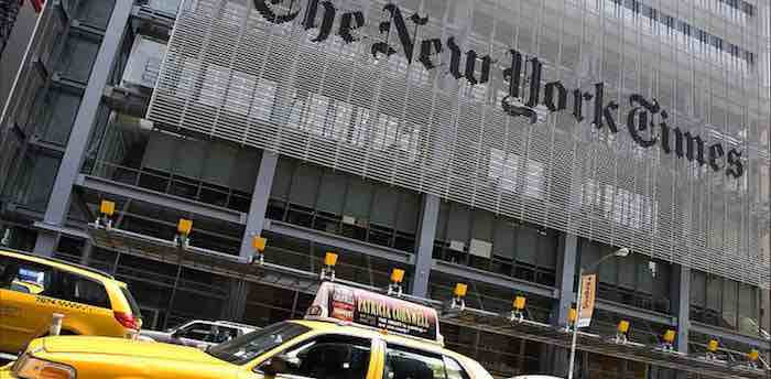 NY Times Op-Ed:  Trump Is Guilty No Matter What Mueller Report Says