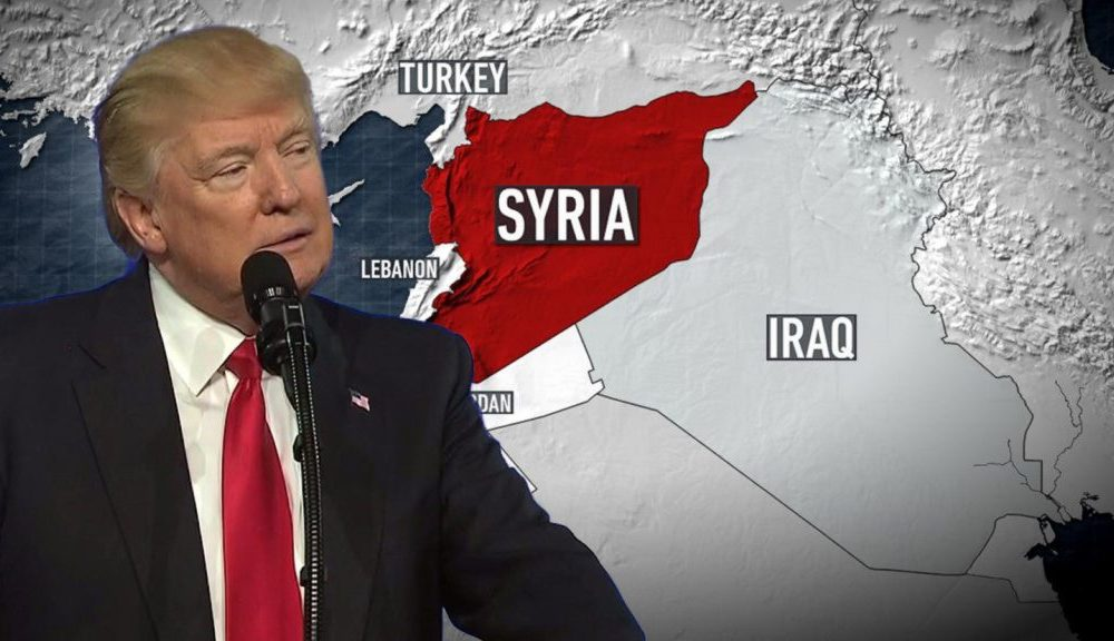 Trump Was Right To Withdraw From Syria