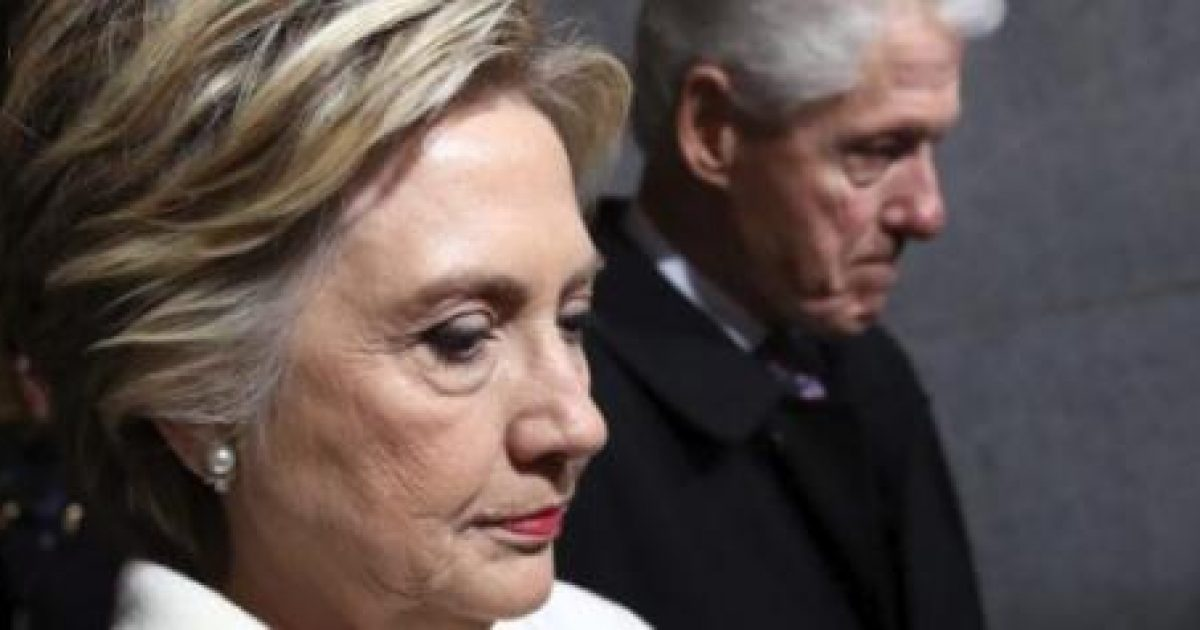 Bill & Hillary Clinton Could Go Away For Good Very Soon!