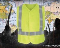 'Yellow Vest' Protests Spreading to Other Countries as Citizens Rise Up Against Corrupt Government