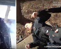 Cop Shoots Fellow Cop in the Back—Dept Says He 'Will NOT Face Discipline' (Video)