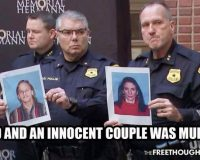 'You Lie, You Die': Cops Admit to Lying About Raid that Left Innocent Couple Murdered