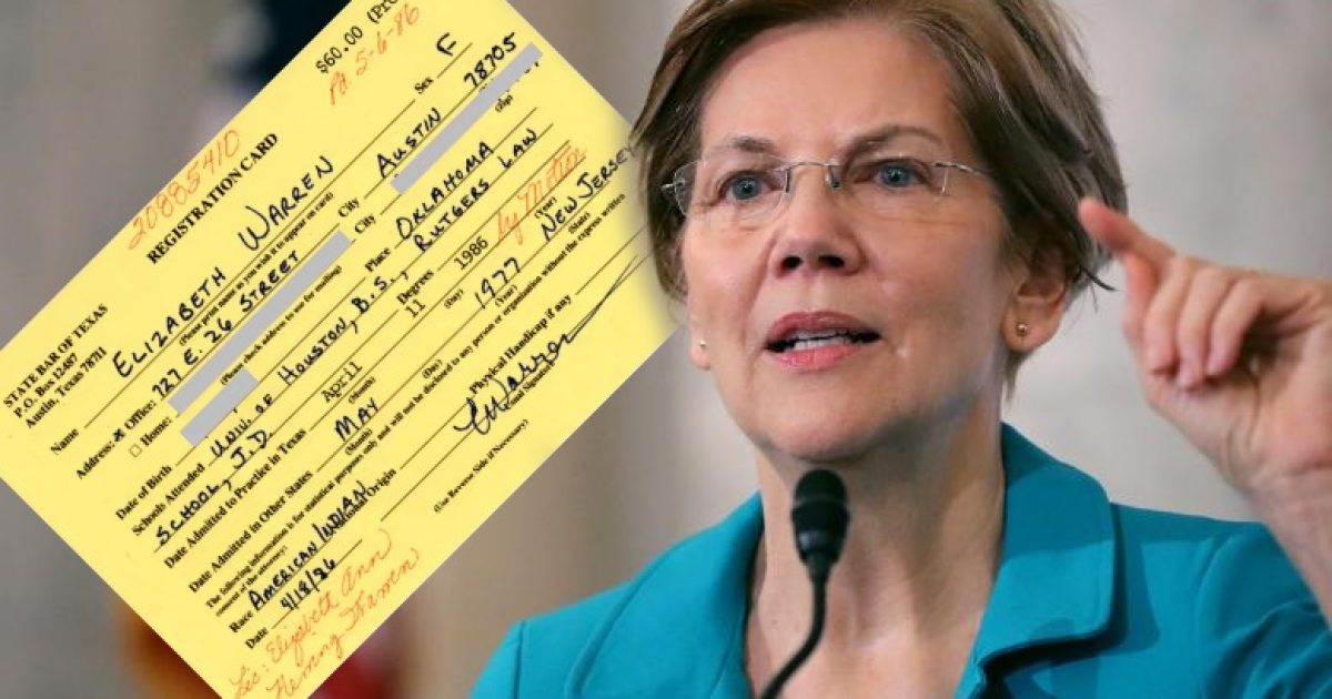 """Elizabeth Warren Says She Has """"Zero"""" Sympathy For Parents Involved In College Cheating Scandal (After She Also Cheated To Get Into College)"""