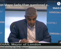 Freedom of Speech Dead in UK: London's Muslim Mayor Defends Arrest of Christian Preacher