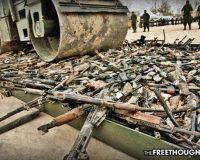 New Zealand Bans 'Assault Rifles' – Just As Terrorist Hoped For & Predicted