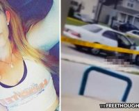 Police Claim Teen Shot Herself in the Mouth With Hands Cuffed Behind Her Back During Traffic Stop