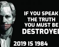 The War on Assange is a War on Truth