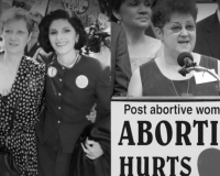 "Jane Roe: ""Abortion Kind Of Sucks your Soul Dry"""