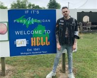 "Welcome To Hell: Sodomite Buys Michigan Town – Renames It ""Gay Hell"" To Protest Trump Administration"