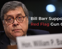 "While William Barr ""Goes After The Deep State,"" He's Working With Them On Gun Confiscation"