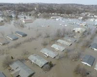 Torrential Rain Of Biblical Proportions Is Causing Immense Devastation For Midwest Farmers