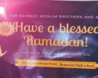 "New Jersey: School District Scraps Posters Calling Upon ""Allah"" To Shower Children With Blessings"