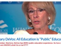 "DeVos' New 'Supplement, Not Supplant' Guidebook I Supplanting & Is Not A ""Guide"""