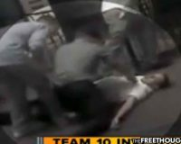 Cops Assault & Arrest 2 Marines For Giving First Aid To An Unconscious Man (Video)