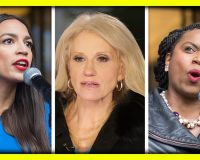 "Kellyanne Conway Goes SCORCHED EARTH on ""The Squad"" of Unhinged Libs"