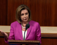 "Pelosi Banned From Speaking In House After Calling President Trump ""Racist"""