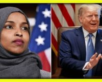 "Ilhan Omar Referred to Somalia as ""Our Nation Back Home"" At 2015 Rally"