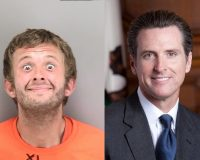CA Governor & Judge Get Blasted By Woman Beaten By Homeless Man Released From Prison