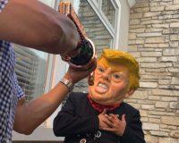 Illinois: Democrat State Senator Martin Sandoval Holds Fundraiser Featuring Mock Trump Assassinations