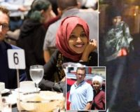 Adulterous Rep Ilhan Omar To Congressional Black Caucus Crowd:  God 'Expects' You To Vote A Certain Way