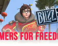 """Gamers For Freedom"":  Protest Organized Against Blizzard – Human Rights Organization Gets Involved In Controversy"