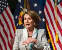 Pelosi Indicates Allegations, Not Facts, Enough For Impeachment