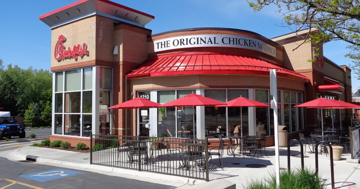 Chick-fil-A Put an Obama & Hillary Supporter in Charge - Dumped Christians