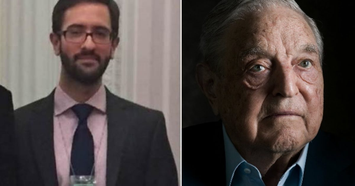 "Bombshell: Documents Expose CIA ""Whistleblower"" Colluded With George Soros In Ukraine"