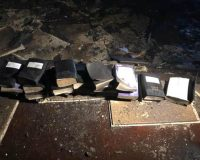 West Virginia:  Church Burns Down – Not A Single Bible Touched By Flames