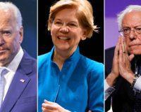 Warren, Sanders, & Biden Preach Diversity – They Don't Live It
