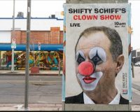 Hilarious Adam Schiff Posters Popping Up All Over Los Angeles (Video)