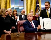 At The Same Time Corrupt Government Is Illegally Prosecuting A Man For Exposing Planned Parenthood For Their Crimes Against Humanity, The President Signs Federal Animal Cruelty Bill