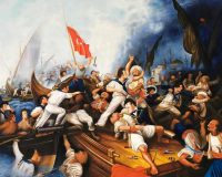 Slavery In Tripoli, Genocide & The Barbary Wars