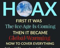 A Reminder Of How Climate Change Hoax Undermined Reputable, Legitimate Science