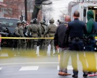 New Jersey:  Massive Shootout – Multiple Police Officers Shot