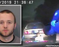 Tennessee:  Cop Arrested On 44 Charges For Raping Women, Groping Kids, & Sodomizing Man