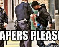 New Bill To Allow Cops To Detain Citizens, Force Them To Explain Who They Are & What They're Doing