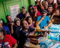 Puerto Ricans Outraged After Unused American Aid Found Rotting in Warehouse