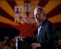 """Michael Bloomberg:  If Elected, I Will Charge American With """"Domestic Terrorism"""" For """"Hate Crimes""""… Of Course, This Is About Israel, Not America"""