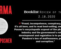PHARMA:  Award Winning Journalist & New York Times Bestselling Author Gerald Posner Exposes The Lies & Crimes Of Big Pharma