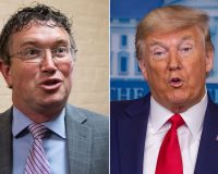 President Calls For Kentucky Rep. Thomas Massie To Be Thrown Out Of Republican Party For Trying To Hold Congress Accountable