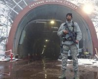 Essential Staff Ordered By Pentagon To Deep Underground Mountain Bunker