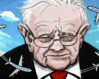 A $50 Billion Airline Bailout for Warren Buffett