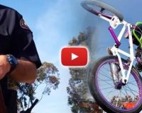 California:  BMX Rider Schools Long Beach Cop On Bicycle Laws – Cause He Actually Knows Them Better Than The Tyrant (Video)